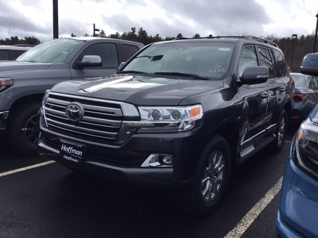 New 2019 Toyota Land Cruiser For Sale in CT | JTMCY7AJ7K4074677 | Serving  East Hartford, West Simsbury and New London CT