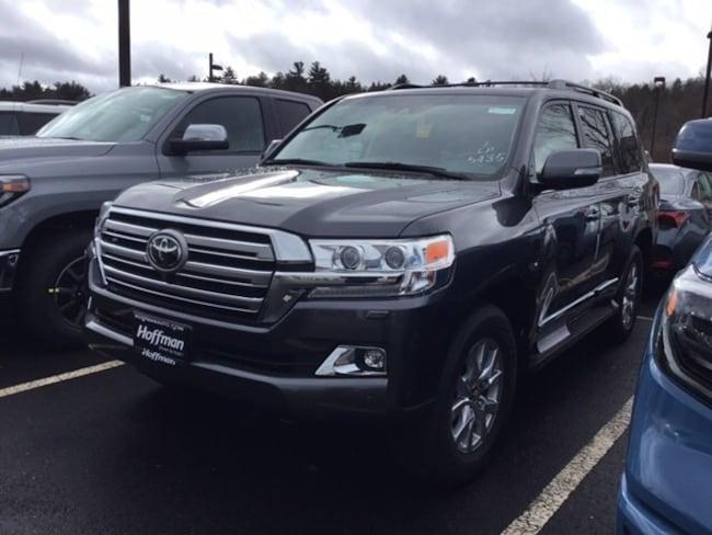 New 2019 Toyota Land Cruiser V8 SUV near Hartford