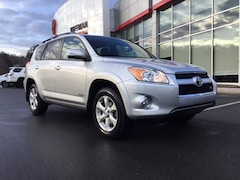 Used 2009 Toyota RAV4 Limited SUV near Hartford