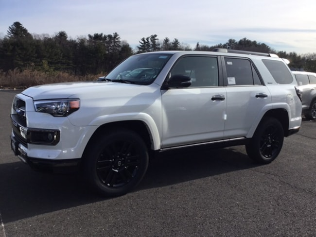 New 2019 Toyota 4Runner Limited Nightshade SUV near Hartford