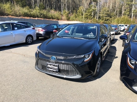 New Featured 2020 Toyota Corolla Hybrid LE Sedan for sale near you in West Simsbury, CT