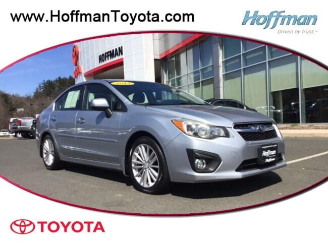 2013 Subaru Impreza 2.0i Limited Sedan - Hartford