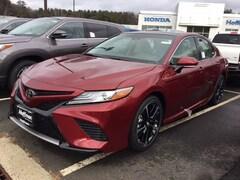 New 2018 Toyota Camry XSE Sedan for sale near Hartford