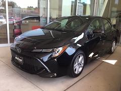 New 2019 Toyota Corolla Hatchback SE Hatchback JTNK4RBEXK3000921 for sale in Hartford, CT