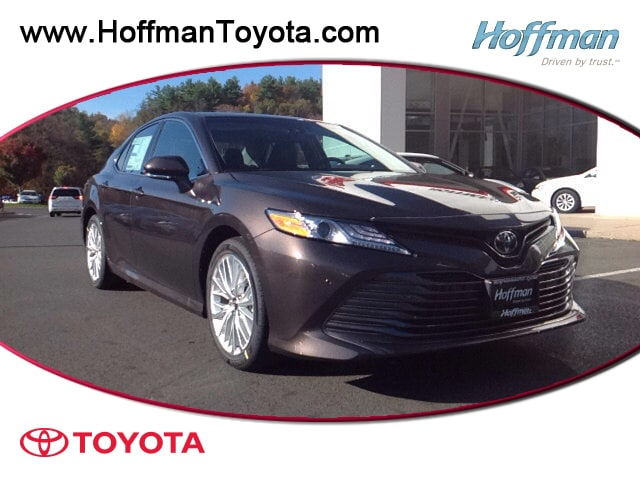 New Featured 2018 Toyota Camry XLE Sedan for sale near you in West Simsbury, CT