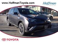 New 2018 Toyota RAV4 Limited SUV near Hartford