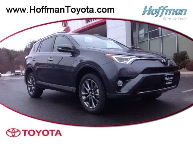 New 2018 Toyota RAV4 Limited SUV near Hartford