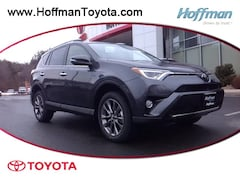 New 2018 Toyota RAV4 Limited SUV for sale near Hartford
