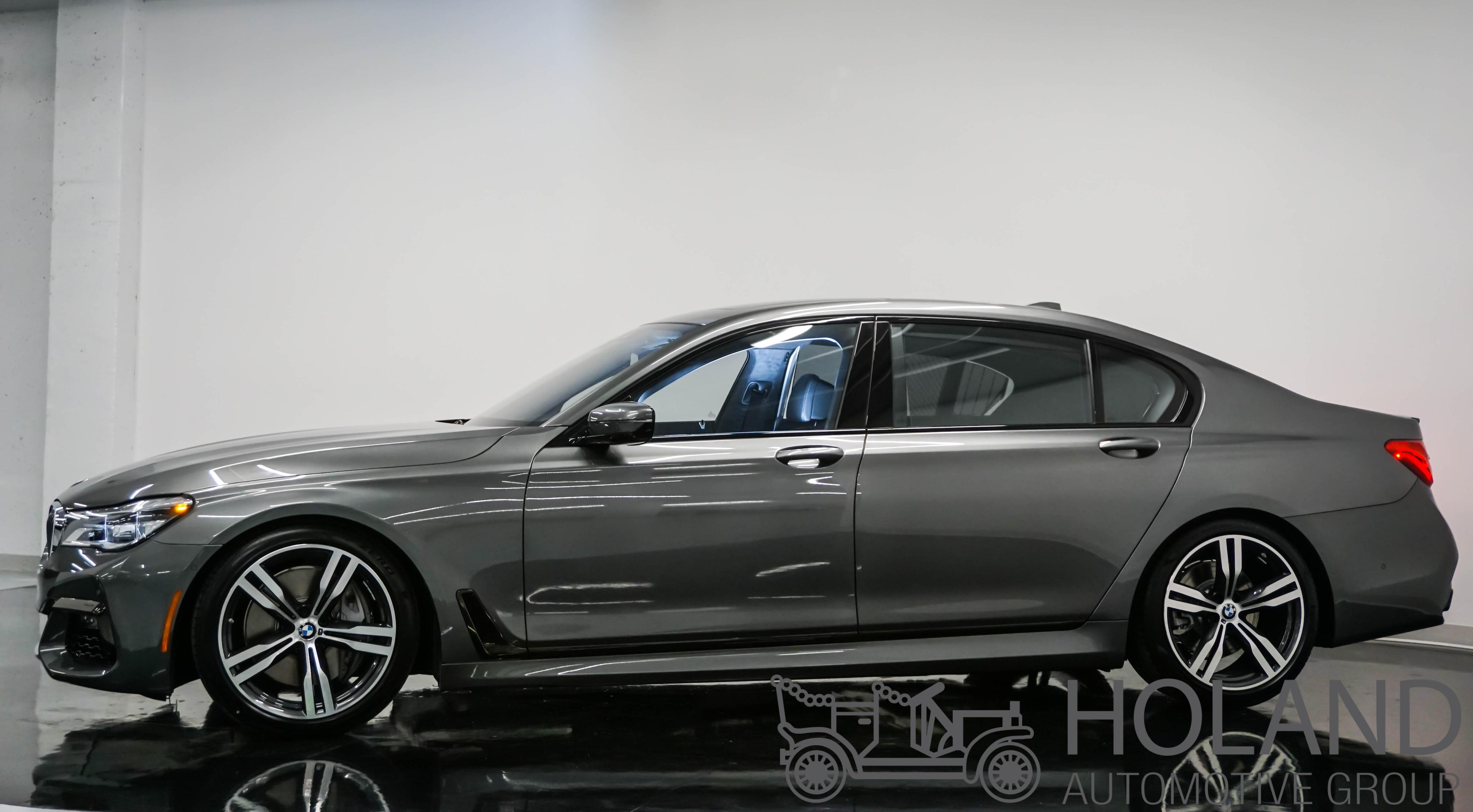 2019 BMW 750I Li xDrive Berline