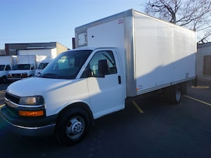 2012 Chevrolet Express PROPANE KIT-POWER TAIL GATE Camion