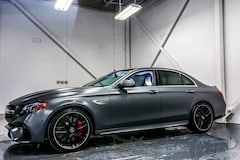 2018 Mercedes-Benz AMG E 63 S-Model LEASE ONLY. Berline