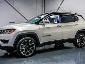 2017 Jeep Compass Limited VUS
