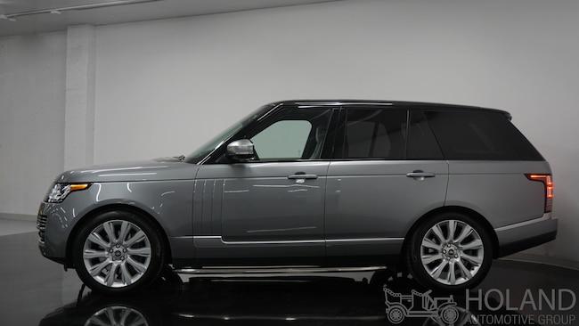 2013 Land Rover Range Rover 5.0L V8 Supercharged VUS