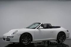 2007 Porsche 911 Carrera Cabriolet Tiptronic Décapotable ou cabriolet