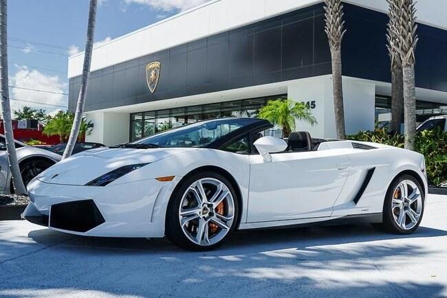 Used 2013 Lamborghini Gallardo For Sale At Holand Leasing Usa Vin