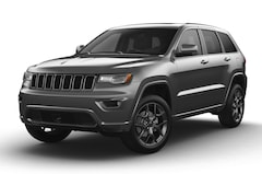New 2021 Jeep Grand Cherokee 80TH ANNIVERSARY 4X4 Sport Utility for sale in Fond du Lac, WI