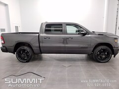 buy or lease 2021 Ram 1500 BIG HORN CREW CAB 4X4 5'7 BOX Crew Cab for sale in wisconsin
