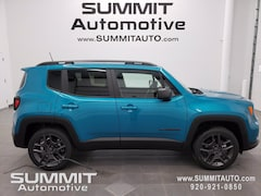 2021 Jeep Renegade 80TH ANNIVERSARY 4X4 Sport Utility for sale in wisconsin