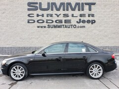 Used 2014 Audi A4 PREMIUM PLUS-2.0T-QUATTRO-MOON-HEATED LEATHER Sedan for sale in Fond du Lac, WI