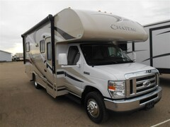 2015 CHATEAU 24C (LOW MILEAGE) Thor