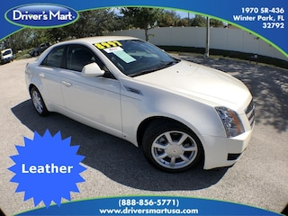 Used Vehicles for sale 2008 CADILLAC CTS Base w/1SA Sedan in Winter Park, FL
