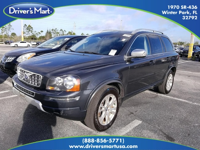 used 2013 volvo xc90 3.2| for sale in winter park, fl