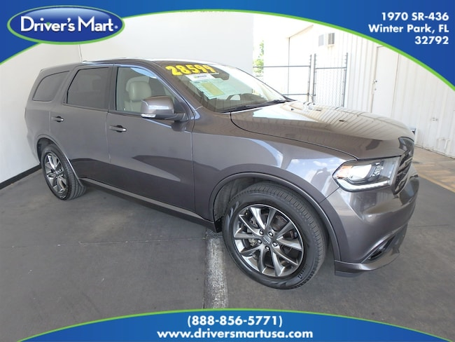 Used 2017 Dodge Durango GT SUV Winter Park