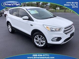 Used Vehicle for sale 2017 Ford Escape SE SUV in Winter Park near Sanford FL