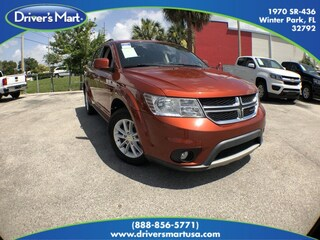 Used Vehicle for sale 2014 Dodge Journey SXT SUV 3C4PDCBGXET161108 in Winter Park near Sanford FL