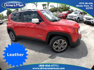 Used Vehicle for sale 2017 Jeep Renegade Limited FWD SUV in Winter Park near Sanford FL