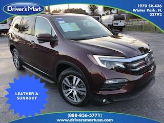 Used Vehicle for sale 2017 Honda Pilot EX-L FWD SUV in Winter Park near Sanford FL