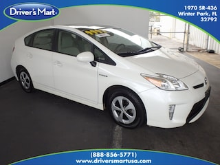2012 Toyota Prius FIve Hatchback