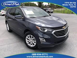 Used Vehicle for sale 2019 Chevrolet Equinox LT w/1LT SUV in Winter Park near Sanford FL