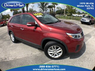 Used Vehicle for sale 2015 Kia Sorento LX FWD SUV in Winter Park near Sanford FL