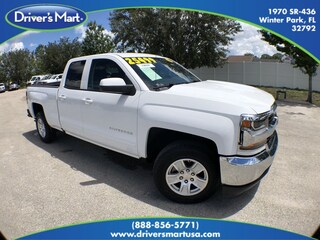 Used Vehicle for sale 2018 Chevrolet Silverado 1500 LT w/1LT Truck in Winter Park near Sanford FL