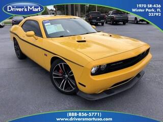 Used Vehicle for sale 2012 Dodge Challenger SRT8 392 Coupe in Winter Park near Sanford FL