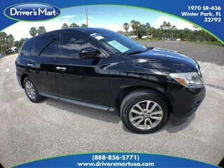 Used Vehicle for sale 2013 Nissan Pathfinder S SUV in Winter Park near Sanford FL