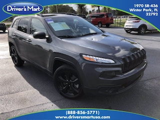 Used Vehicle for sale 2017 Jeep Cherokee Sport FWD SUV in Winter Park near Sanford FL