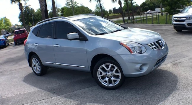 Used 2012 Nissan Rogue Sv Wsl Pkg Awd Cvt For Sale In Winter