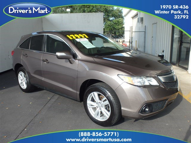 Used 2013 Acura RDX Base SUV Winter Park
