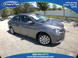 Used Vehicle for sale 2016 Nissan Sentra SV Sedan in Winter Park near Sanford FL