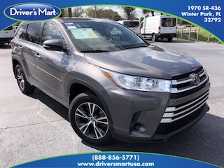 Used Vehicles for sale 2017 Toyota Highlander LE I4 SUV in Winter Park, FL