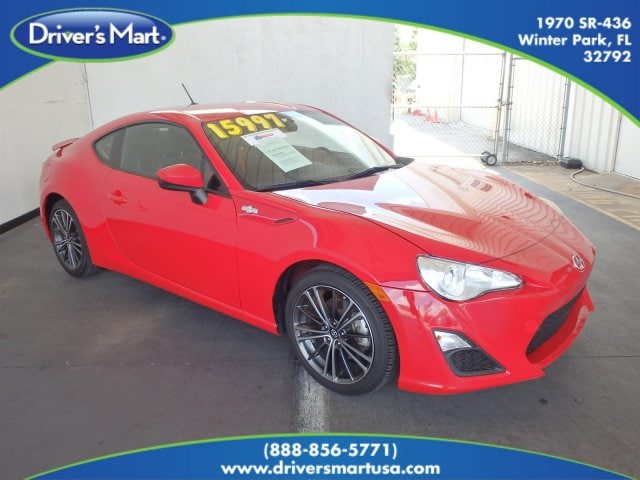 Used 2013 Scion FR-S Base Coupe Winter Park