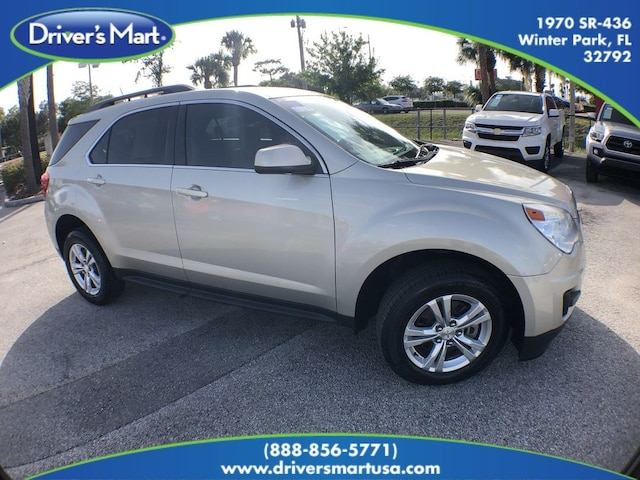 Used Vehicle for sale 2015 Chevrolet Equinox LT w/1LT SUV in Winter Park near Sanford FL