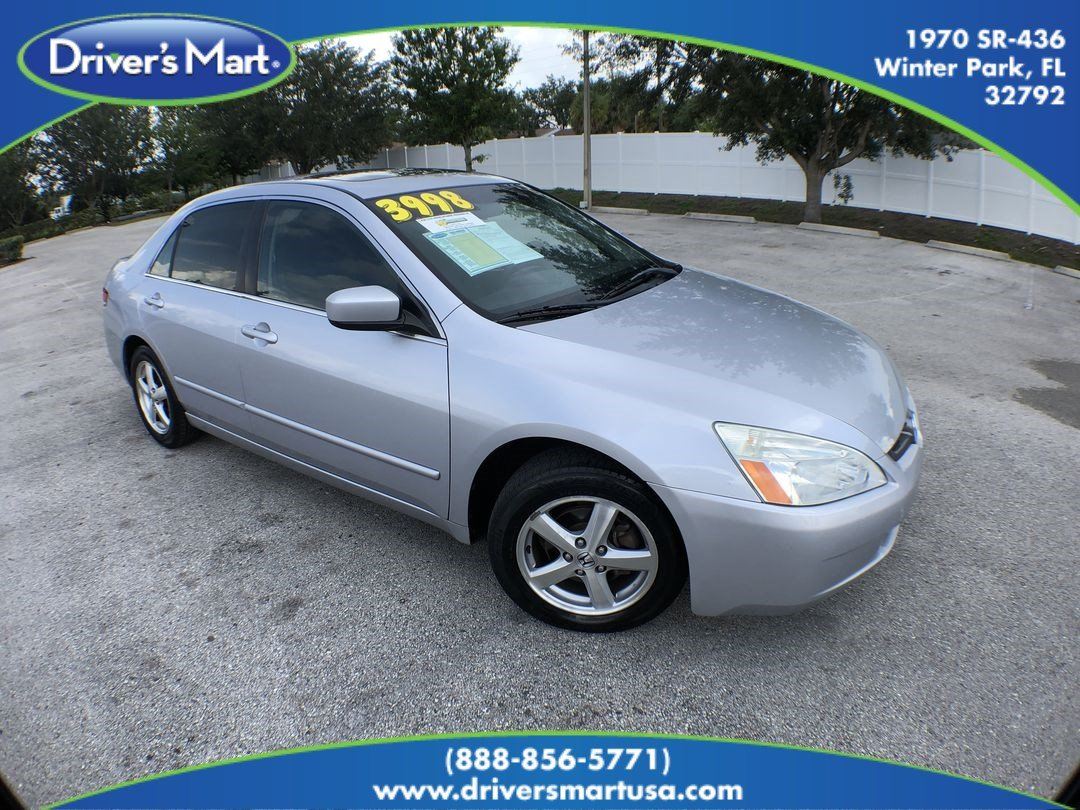 2003 Honda Accord 2.4 EX Sedan