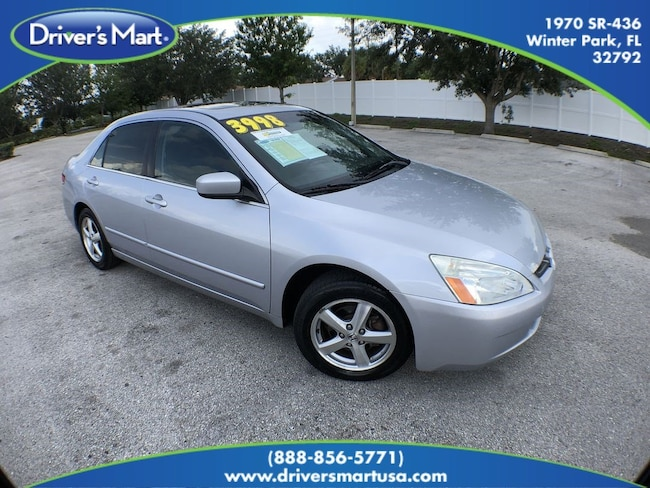Used 2003 Honda Accord in Winter Park FL | For Sale | 3A140638