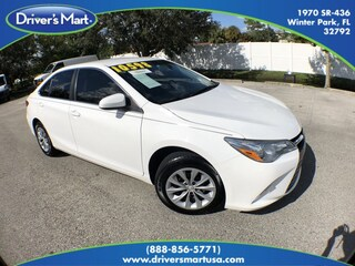Used Vehicle for sale 2015 Toyota Camry LE Sedan in Winter Park near Sanford FL