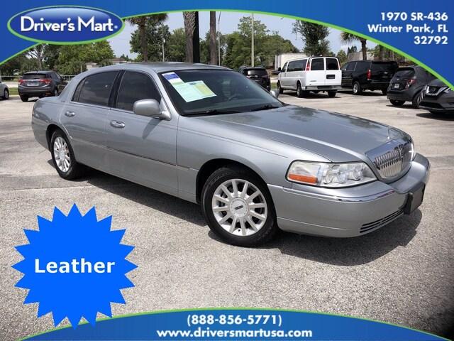 Used 2006 Lincoln Town Car Signature For Sale In Orlando Fl Vin 1lnhm81v36y613736