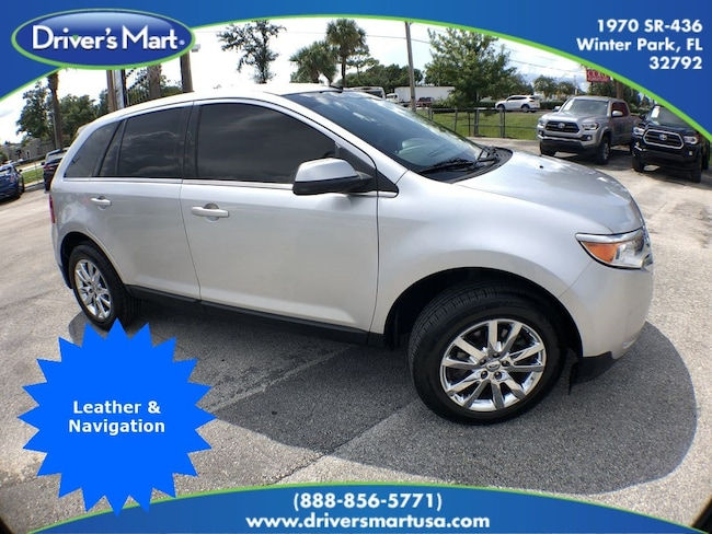 2012 Ford Edge Limited Wagon