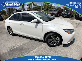 Used Vehicle for sale 2017 Toyota Camry SE Sedan in Winter Park near Sanford FL